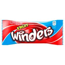 Kellogg's Strawberry Winders 17G
