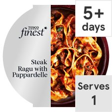Tesco Finest Steak Ragu 400G