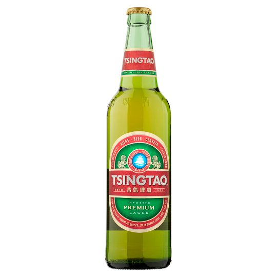 Tsingtao Beer 640Ml