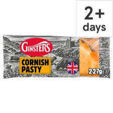 Ginsters Original Cornish Pasty 227G