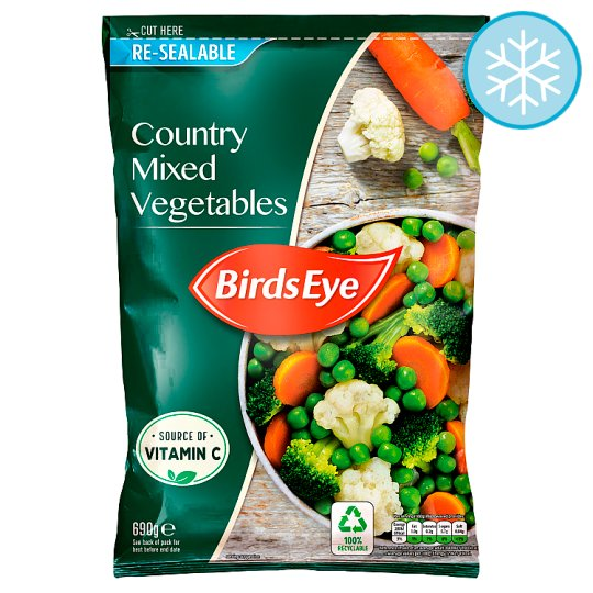 Birdseye Country Mix 690G