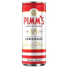 image 1 of Pimm's Ready To Drink 250Ml Can