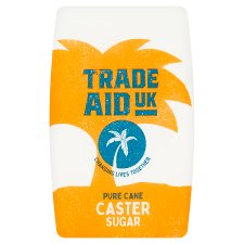 Trade Aid Uk Pure Cane Caster Sugar 1Kg