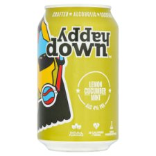 Happydown Craft Sparkling Lemon Cucumber Mint 330Ml