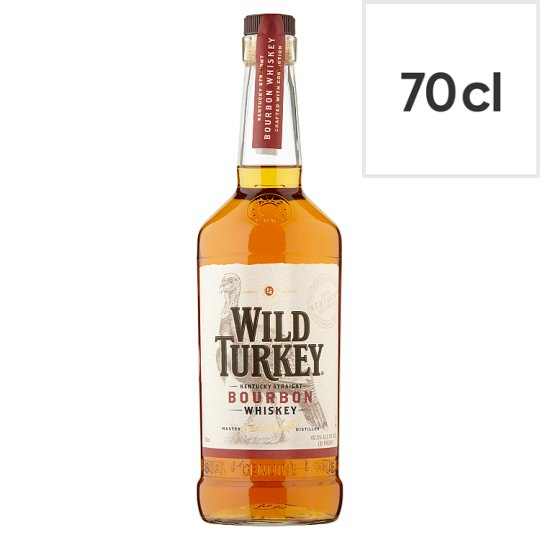 Wild Turkey Bourbon Whiskey 70Cl
