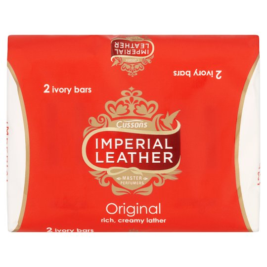 Imperial Leather Bath Soap 2X100g - Groceries - Tesco Groceries