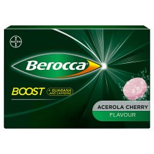 Berocca Boost Effervescent Vitamin Energy Tablets 20S