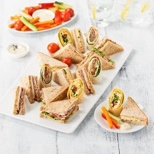Tesco Easy Entertaining Lunch Selection Platter Serves 4