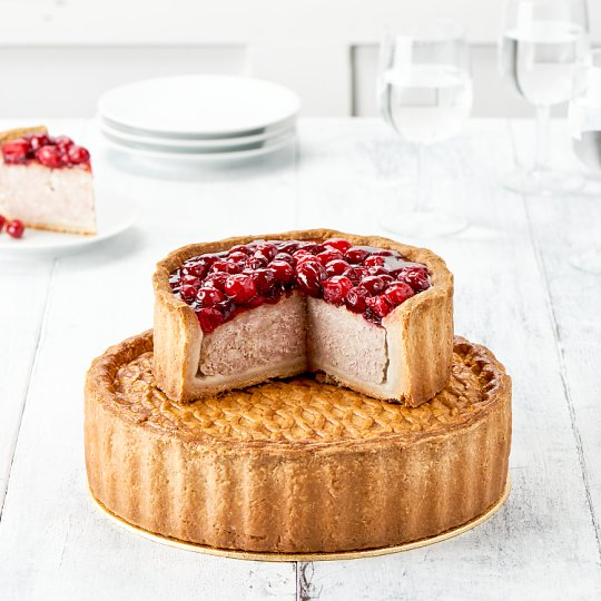 image 1 of Tesco Easy Entertaining Celebration Pork Pie 3.8Kg Serves 30
