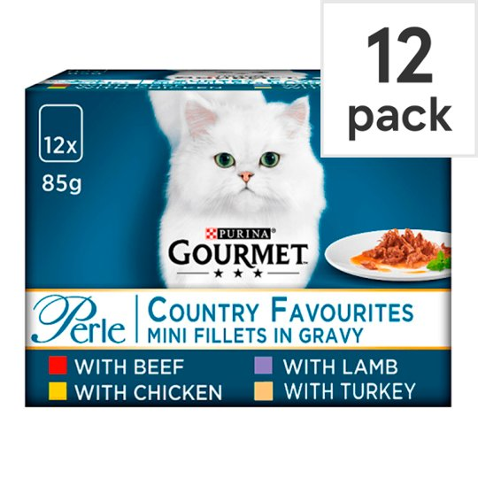 image 1 of Gourmet Perle Country Favourites12x85g