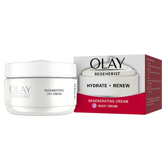 Olay Regenerist Regenerating Moisturiser Night Cream 50Ml