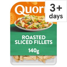 Quorn Meat Free Roast Style Sliced Fillets 140G