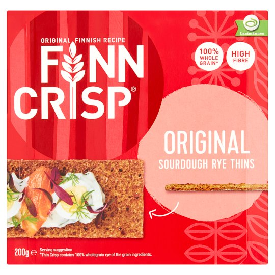Finn Crisp Original Slims 200G