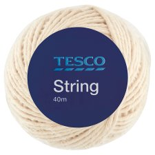 Tesco String 40M