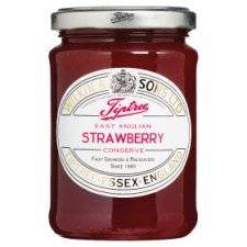 Tiptree East Anglian Strawberry Conserve 340G