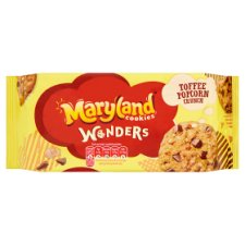 Maryland Wonders Toffee Popcorn Cookies 144G