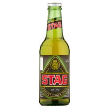 Stag Lager Beer 275Ml