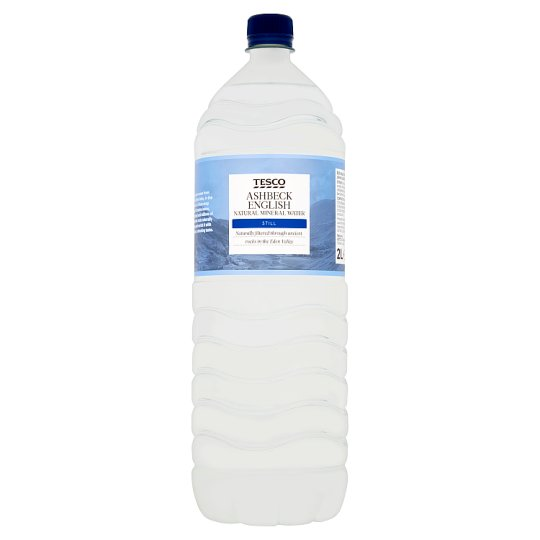 Tesco Still Water 2Ltr