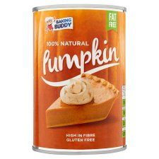 Baking Buddy Natural Pumpkin Puree 425G