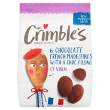 Mrs Crimble's Chocolate Madeleine 170G