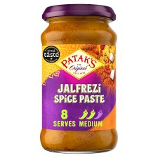 Pataks Jalfrezi Curry Paste 283G