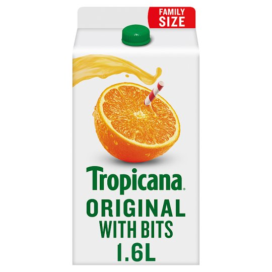 Tropicana Orange Juice Original 1.6 Litre