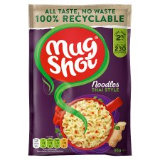 Mugshot Authentic Thai Noodles 55G