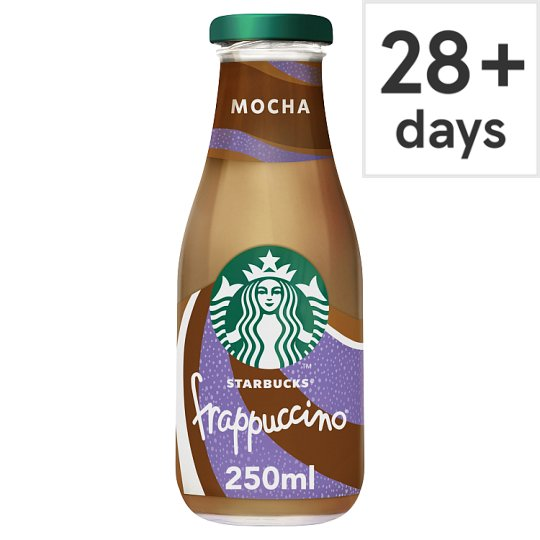 Starbucks Mocha Chocolate Frappuccino 250Ml