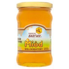 Sadecki Bartnik Multiflower Honey 400G