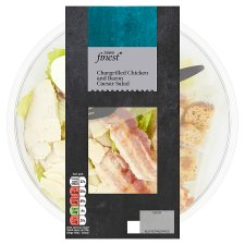 Tesco Finest Chicken And Bacon Caesar Salad 240G