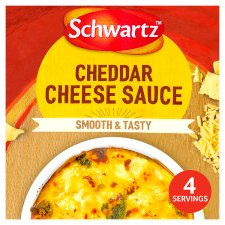 Schwartz Mix For Cheddar Cheese Sauce 40G