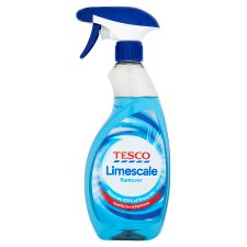 Tesco Limescale Remove Trigger 500Ml