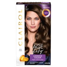 Nice 'N Easy Age Defying Permanent Medium Brown 5 Hair Dye