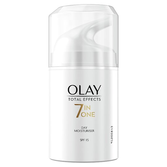 image 1 of Olay Total Effects Anti-Aging Moisturiser 50Ml