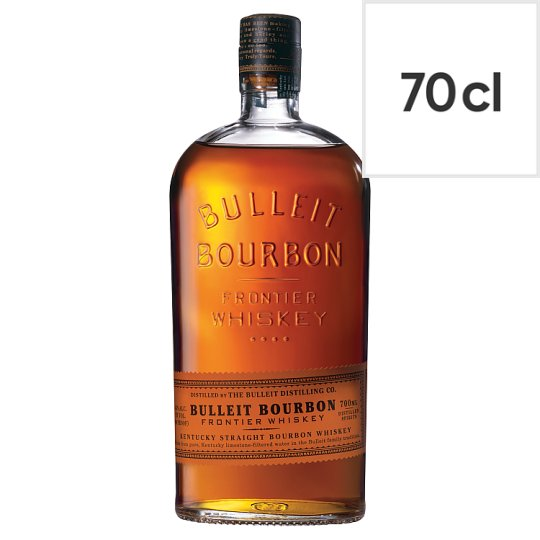 image 1 of Bulleit Bourbon Frontier Whiskey 70Cl