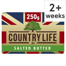 Country Life Salted Block Butter 250G
