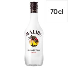 Malibu White Rum With Coconut 70Cl