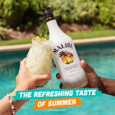 image 2 of Malibu White Rum With Coconut 70Cl