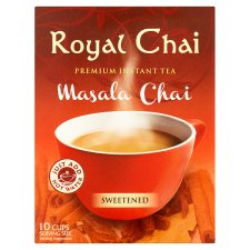 Royal Chai Masala Tea With Sugar 220G