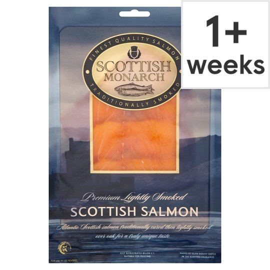 Scottish Monarch Smoked Scottish Salmon 90G