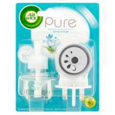Air Wick Scented Oil Warmer Spring 19Ml