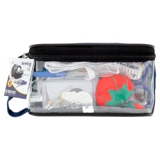Oval Sewing Bag