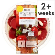 Tesco Feta Stuffed Pepper 145G