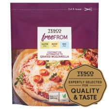 Tesco Free From Grated Mozzarella Alternative 200G