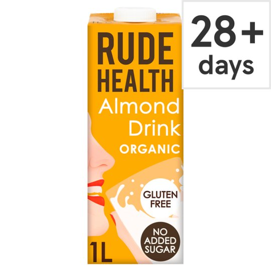 Rude Health Almond Drink 1 Litre