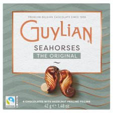 Guylian Chocolate Sea Horses 42G