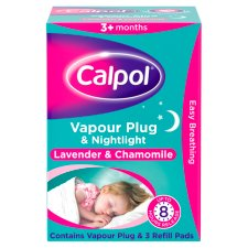 Calpol Vapour Plug And Nightlight