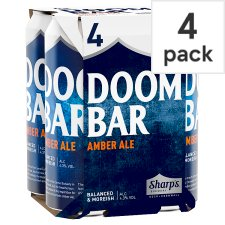 Sharp's Doom Bar Can 4X500ml