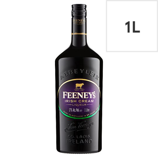 image 1 of Feeney's Irish Cream Liqueur 1 Litre