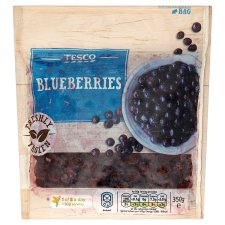 Tesco Frozen Blueberries 350G